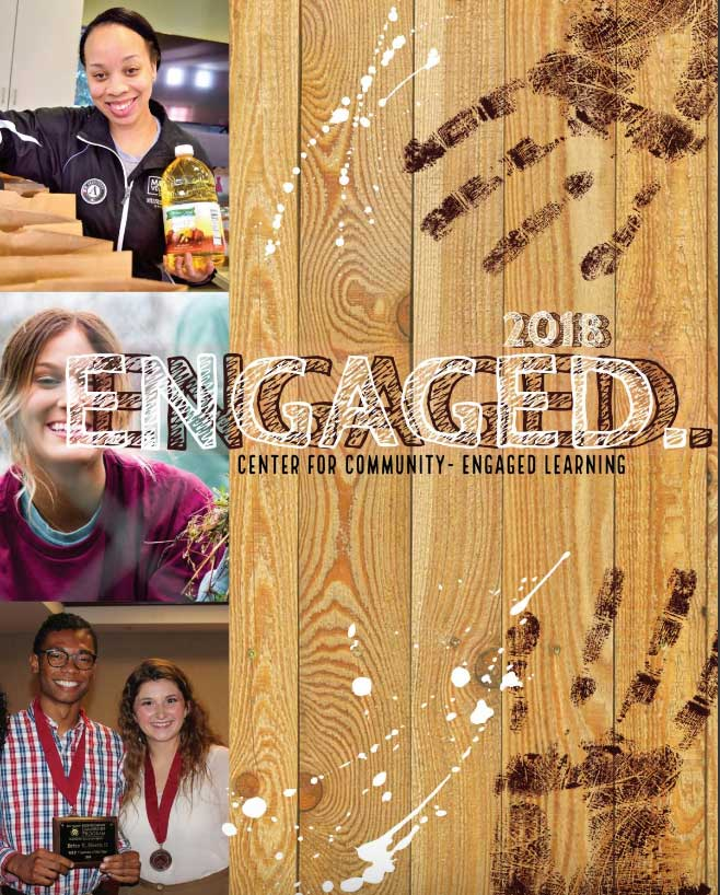 Engaged - Center for Community-Engaged Learning - 2018
